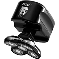 Skull Shaver Pitbull Shaver, Gold
