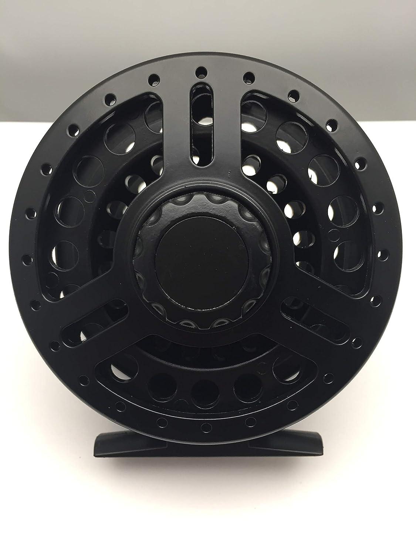 Schwarz BestCity Angelrolle aus glasfaserverst/ärktem Kunststoff Gr/ö/ße 7//8 Rolle #8