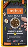 Nature's Variety Instinct Raw Boost Grain Free Recipe Natural Dry Cat Food by