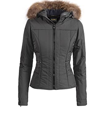 Mujer Para Cloe Hidrófugo Abrigo Tejido Refrigiwear Fur wq4TxIO
