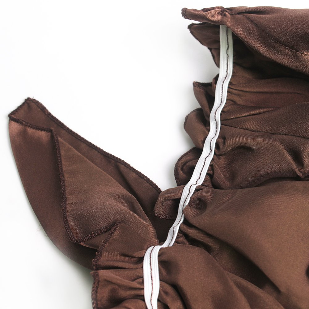 Emmet Cuffia da Notte per Capelli Donna 100/% Seta Dormire Berretto Beanie Cappellino in Seta Elastico Bellezza Copertura dei Capelli