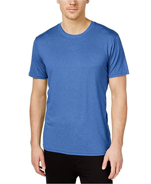 1b37ed5c 32 DEGREES Weatherproof Men's Cool Tee Short Sleeve, Crew Neck, Quick Dry,  Anti-Odor at Amazon Men's Clothing store: