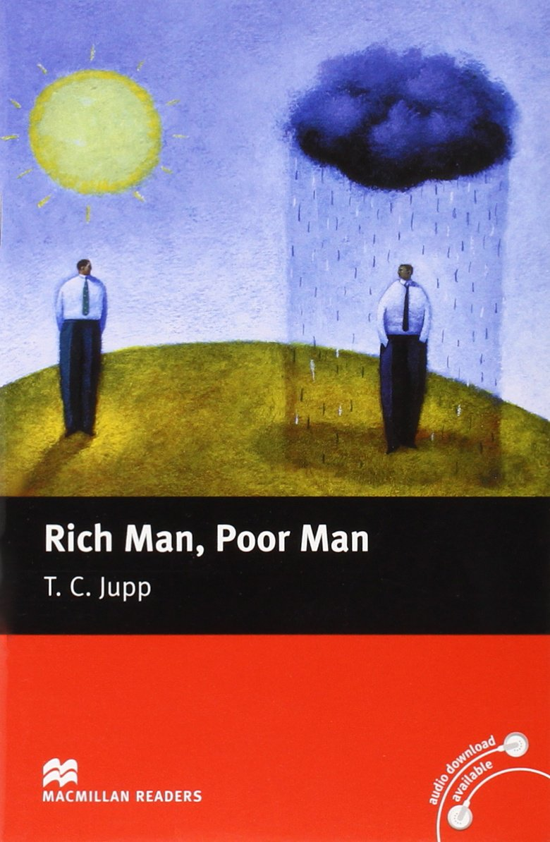 Download Rich Man Poor Man Beginner (Macmillan Reader) pdf