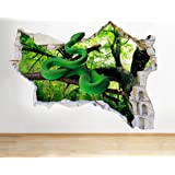 M977 Lion Animal Wild Bedroom Cool Canvas Picture Poster Wall Art Stickers Room