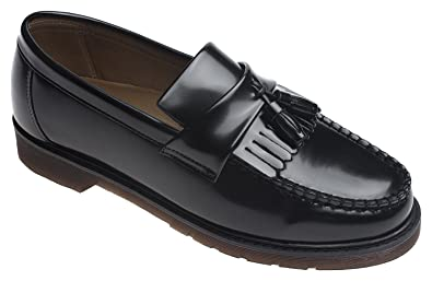 8eee4c031529a AGOS Mens Classic Tassel Loafer Casual Slip Ons