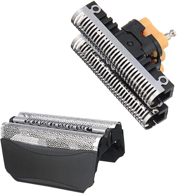Poweka 51b - Cabezal de recambio para afeitadora eléctrica Braun ...