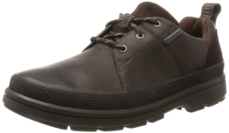Clarks Rushwaylacegtx, Zapatos de Cordones Derby para Hombre