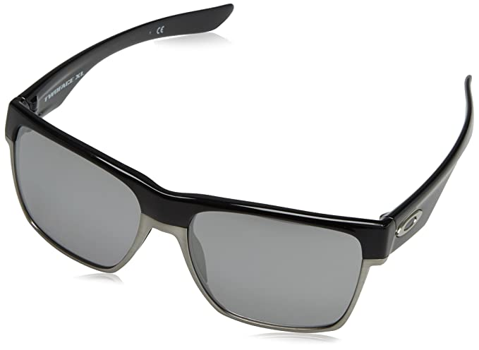 6f2b517effd Oakley Men s Twoface Xl Non-Polarized Iridium Square Sunglasses ...