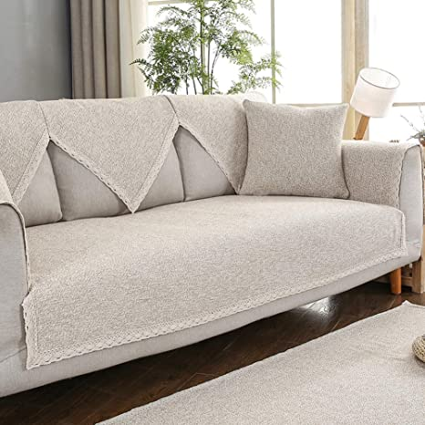 Tremendous Amazon Com Over Pk Fabric Cotton Sofa Cover Simple Stain Caraccident5 Cool Chair Designs And Ideas Caraccident5Info