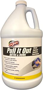 Heavy Duty Degreaser Cleaner Refill: Pull It Out Autos & Home Multi Purpose Degreaser, Deodorizer & Stain Remover for Automotive Exteriors, Floor Mats & Upholstery, Kitchen Appliances, Stoves – 1 Gal