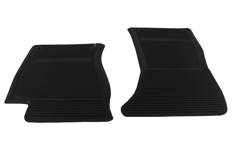 Q7 rubber floor mats - Amazon Com Genuine Audi Accessories 4e1061221041 Rubber Front Floor Mat For Audi A8 Automotive