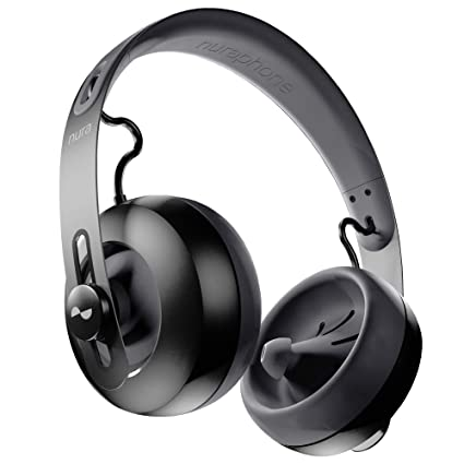 Amazon.com  nuraphone — Wireless Bluetooth Over Ear Headphones with ... a374b9ec3f