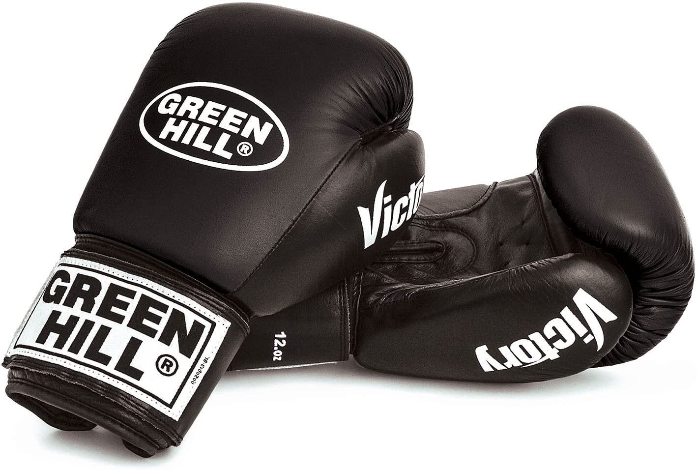 Green Hill Bag Gloves PRO Punch Bag Mitts Training Glove For Boxing Training