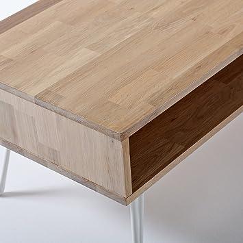 La Redoute Interieurs Adza Oak Coffee Table Amazon Co Uk Kitchen