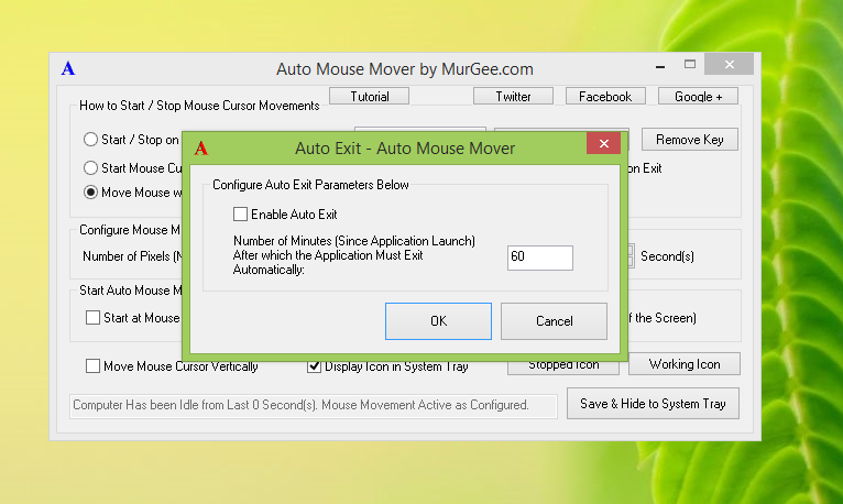 Auto Mouse Mover - Free Trial [Download] - Import It All