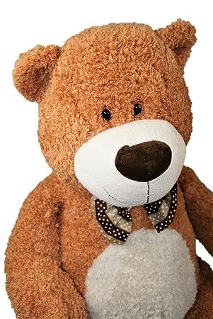 Gran oso de peluche con corbata de unos 60 cm de oso de peluche ...