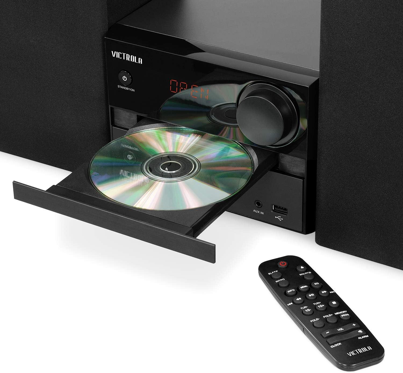 New Innovative Technology Classic 50W Stereo w// CD Digital FM Bluetooth SLV
