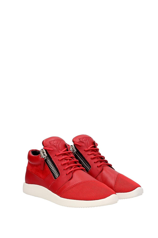ebb4b9d8e520 Giuseppe Zanotti Sneakers Men - (RM6127SINGLEGROSSO) UK  Amazon.co.uk  Shoes    Bags