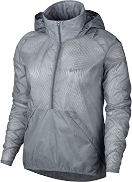 nike trainingsjacke grau damen