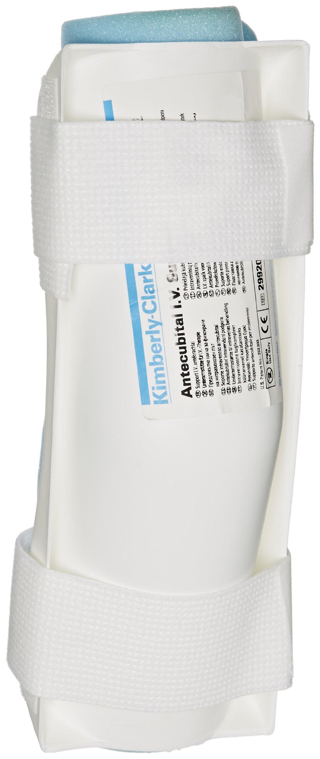 Halyard Health 29920 Antecubital I.V. Support, 12.5 inch L x 4.5 inch W (Case of 10)