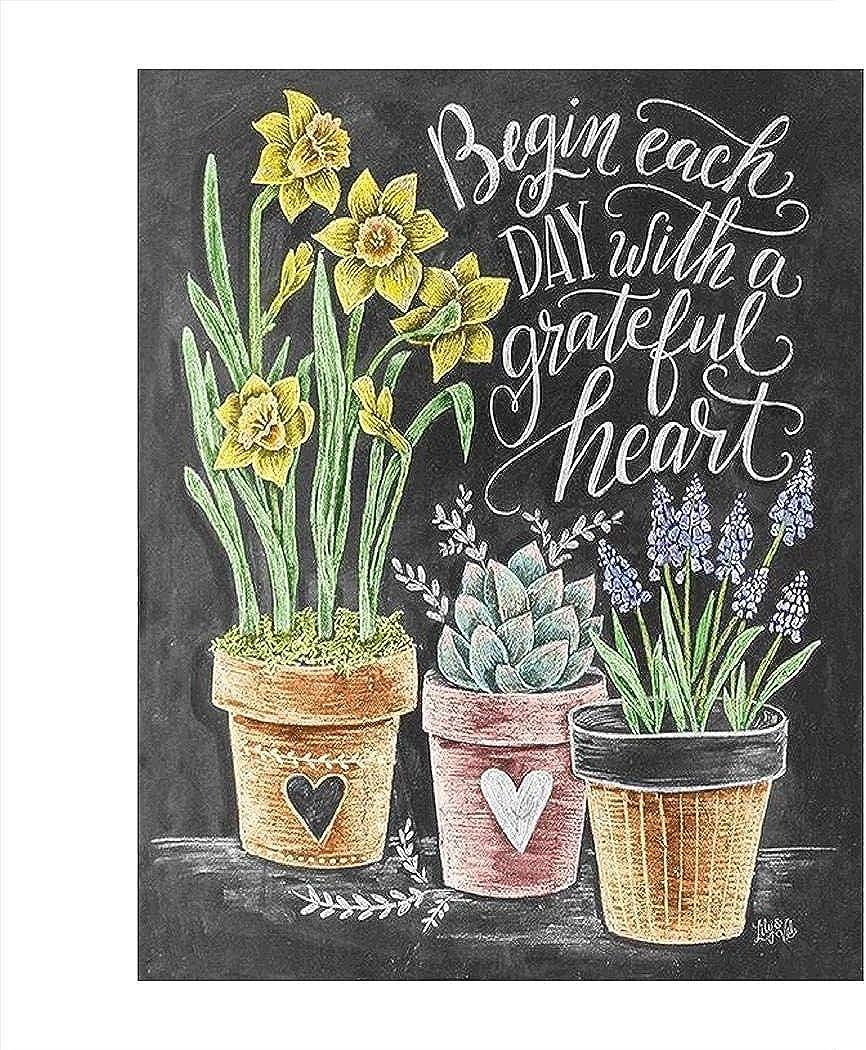 YENJO DIY Frameless Rhinestone Painting Embroidery Plants Pattern Cross Stitch Drill Cross-Stitch