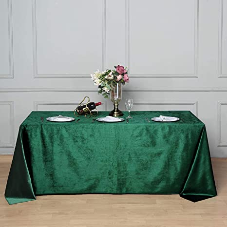 """Teal 132/"""" ROUND POLYESTER TABLECLOTH High Quality Wedding Catering Supplies"""