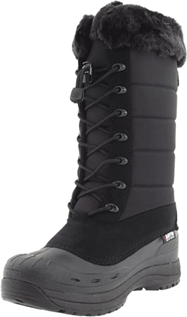 Baffin Women's Iceland Snow Boot,Black,6 ...