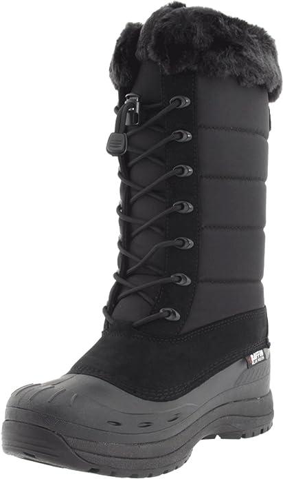 Baffin Women's Iceland Snow Boot,Black,6 ...