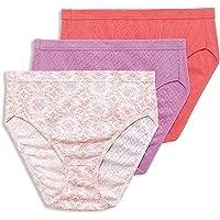 Jockey Women's Underwear Elance Breathe French Cut - 3 Pack