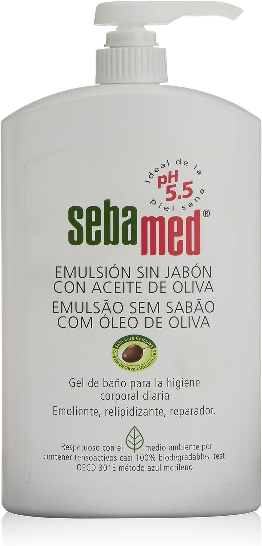 SEBAMED Emulsión sin Jabón con Aceite de Oliva