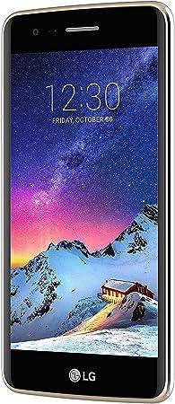 Tim LG K10 2017 (M250N) SIM única 4G 16GB Negro: Amazon.es ...