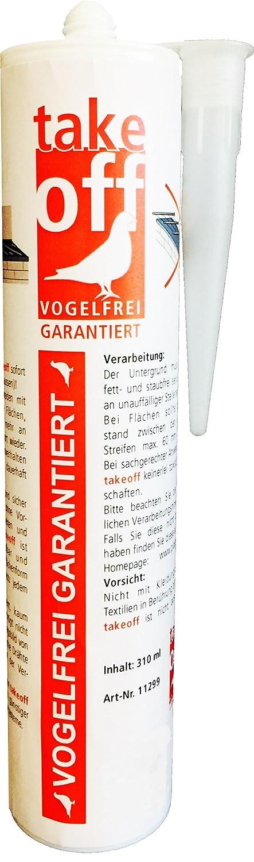 Unimag TakeOff Vogelfrei - Garantierte Vogelabwehr