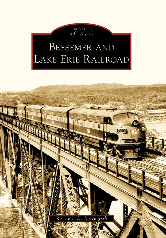 Bessemer And Lake Erie Railroad, PA (IOR) (Images of Rail)