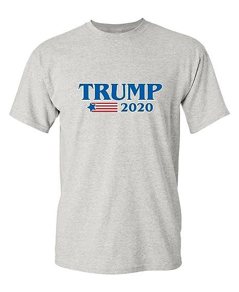 ac9a61510 Amazon.com: Feelin Good Tees Trump 2020 Political Novelty Adult ...
