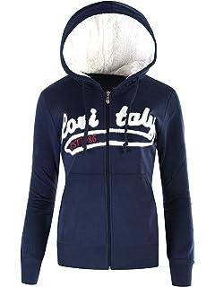 L648 Damen Pullover Long Kapuzenpullover Sweatshirt Hoodie Jacke Langarm