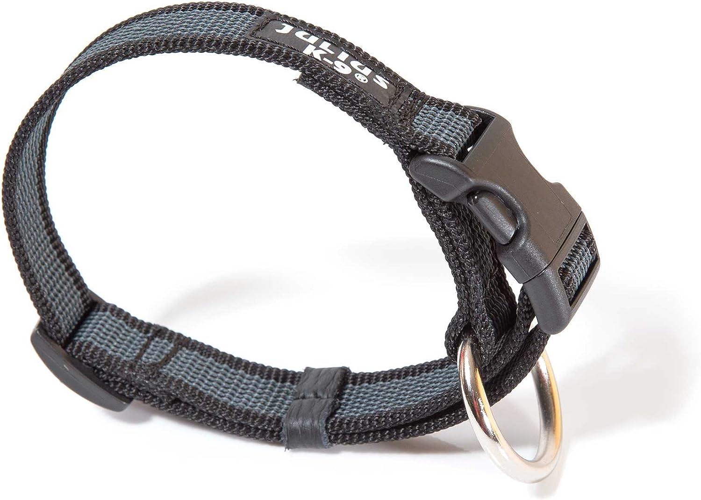 Collare K9 serie Color /& Gray Nero 20 mm x 27-42 cm