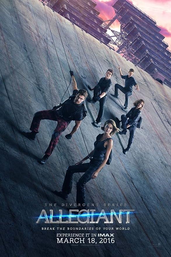 Poster The Divergent Series Allegiant Movie 70 X 45 cm ...