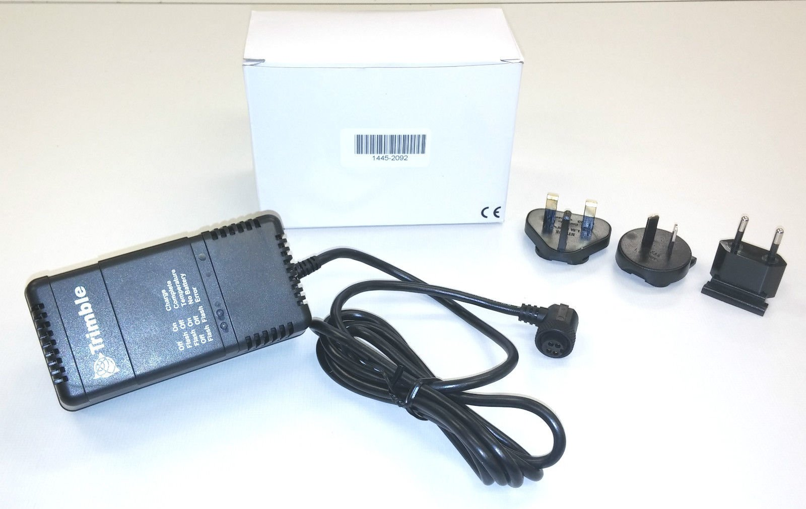 Spectra Precision Grade Slope Laser Charger GL710 GL720 GL722 GL742 GL762 1445-2092 Trimble Machine Control