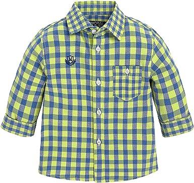 Mayoral - Camisa - para bebé niño: Amazon.es: Ropa