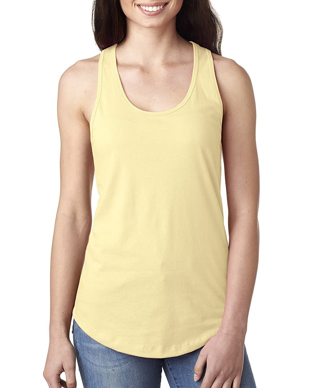 fc30b26e247392 Next Level Apparel Women s Ideal Racerback Tank at Amazon Women s Clothing  store