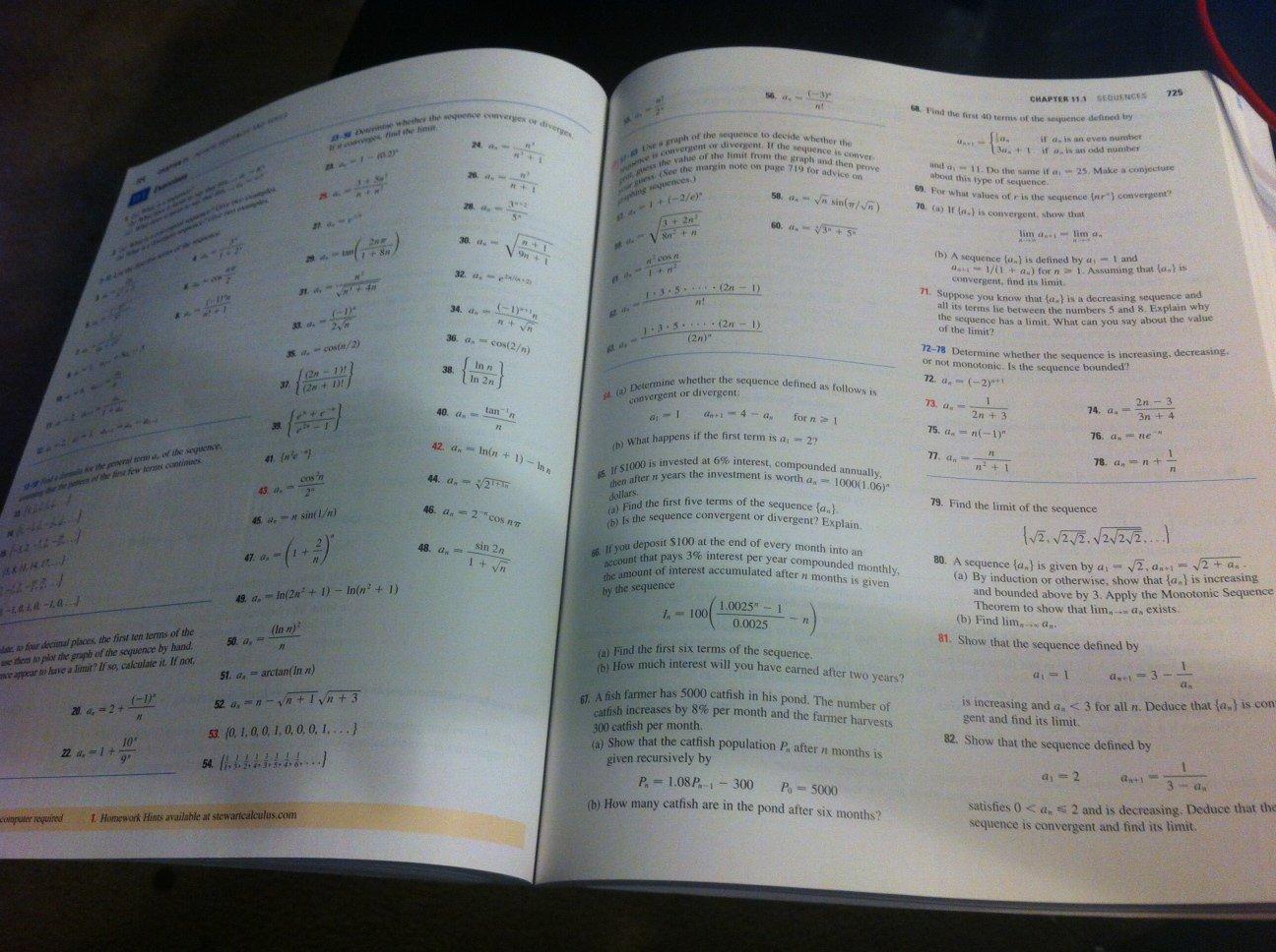 Single Variable Calculus 2A/2B (UC Irvine Edition): James Stewart ...