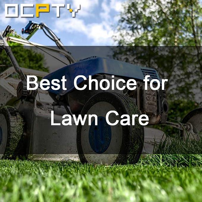 Amazon.com: OCPTY - Cortacésped eléctrico con embrague 5218 ...