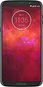Moto Z3 Play - Unlocked - 32 GB - Deep Indigo (US Warranty) - Verizon, AT&T, T-Mobile, Sprint