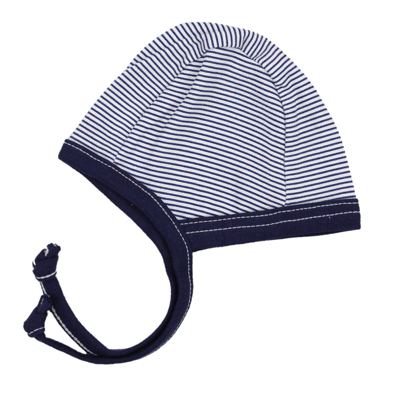 Pack of 2 TupTam Baby Newborn Hat with Chin Strap
