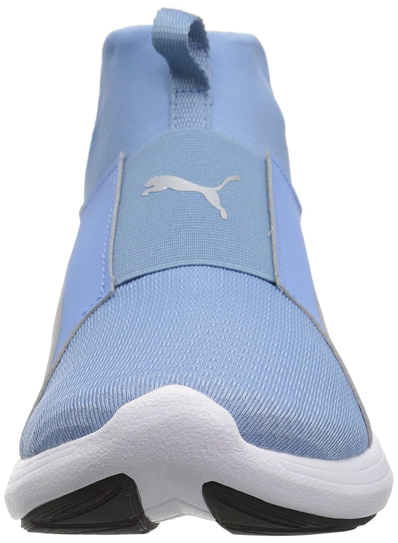 PUMA B072N2FQKC Women's Rebel Mid WNS Sneaker B072N2FQKC PUMA 11 M US Allure-puma Silver fb31da