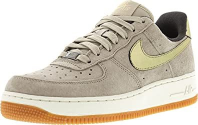release date fb061 c010b Nike  818595-200  W AIR Force 1 O7 PRM Suede Womens Sneakers NIKESTRING