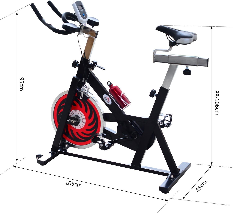 Tidyard - Bicicleta de Spinning Profesional, Bicicleta de Spinning ...
