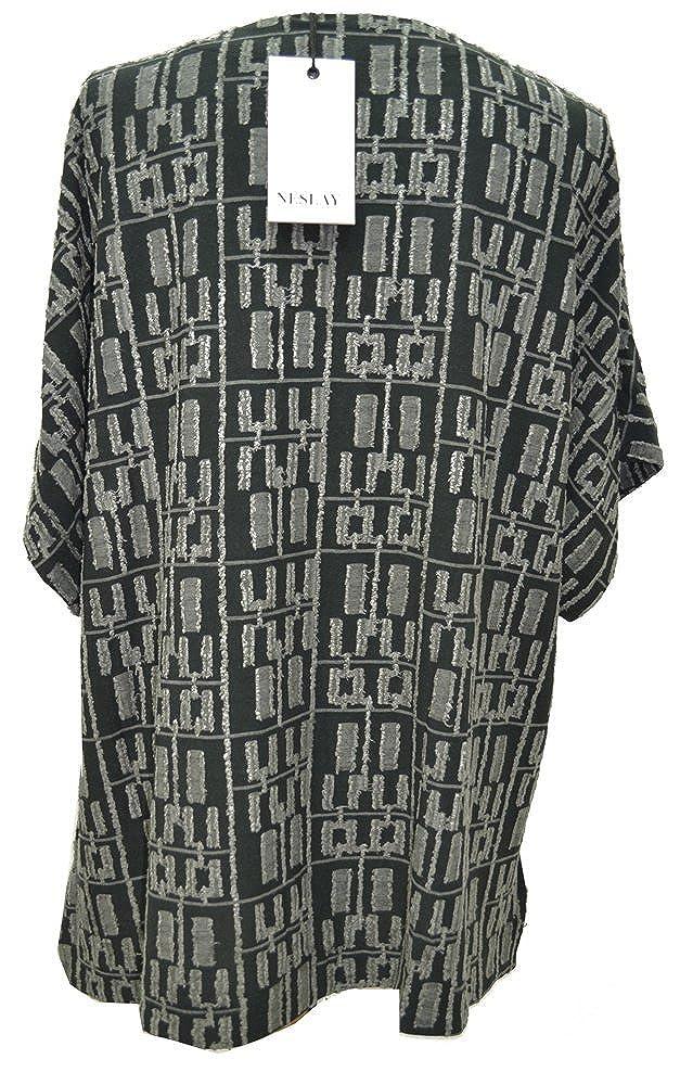 Neslay Lagenlook Quirky Capas, Parte Superior/túnicas: Amazon.es: Ropa y accesorios