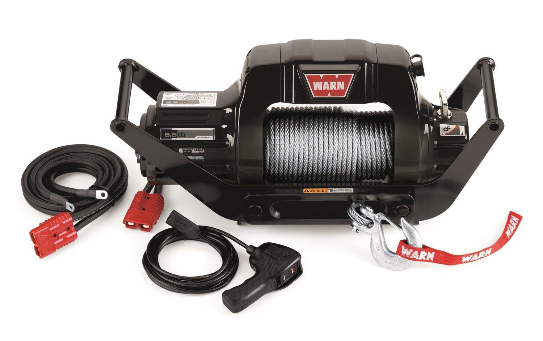 Warn 90360 ZEON 10-S Multi-Mount Winch Kit