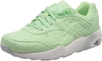 PUMA R698 Bright Trinomic Mens Sneakers